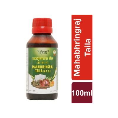 Patanjali Divya Mahabhringraj Taila, 100 ML