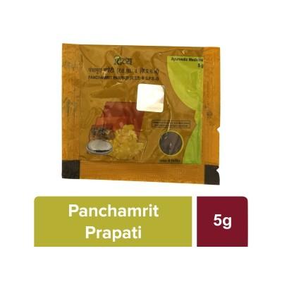 Patanjali Divya Panchamrit Parpati, 5 Grams