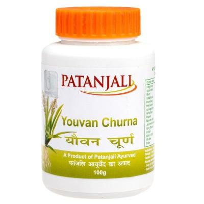 Patanjali Divya Youvan Churna, 100 Grams