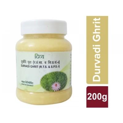 Patanjali Divya Durvadi Ghrit, 200 Grams