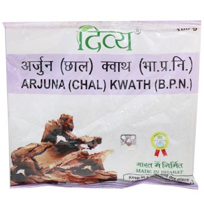 Patanjali Divya Arjun Kwath, 100 Grams