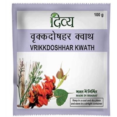 Patanjali Divya Vrikkdoshhar Kwath, 100 Grams