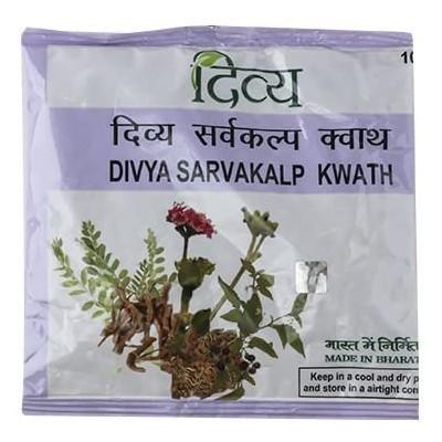 Patanjali Divya Sarvakalp Kwath, 100 Grams