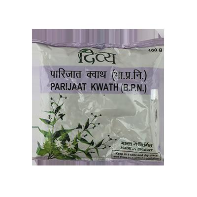 Patanjali Divya Parijaat Kwath, 100 Grams