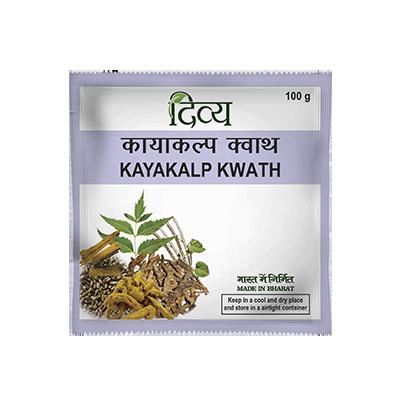 Patanjali Divya Kayakalp Kwath, 100 Grams