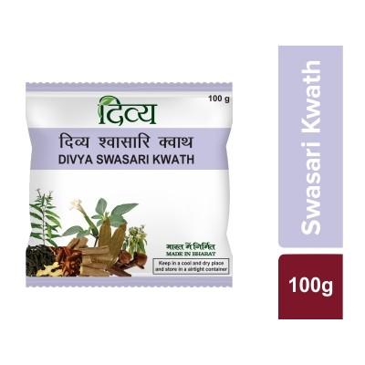 Patanjali Divya Swasari Kwath, 100 Grams