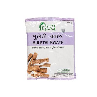 Patanjali Divya Mulethi Kwath, 100 Grams