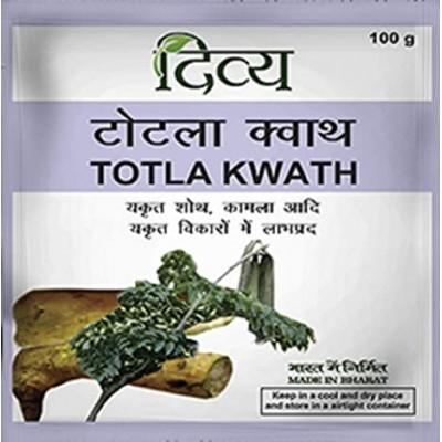 Patanjali Divya Totala Kwath, 100 Grams