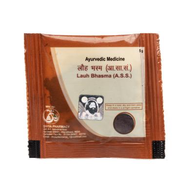 Patanjali Divya Lauh Bhasma , 5 Grams