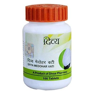 Patanjali Divya Medohar Vati, 100 Tablets