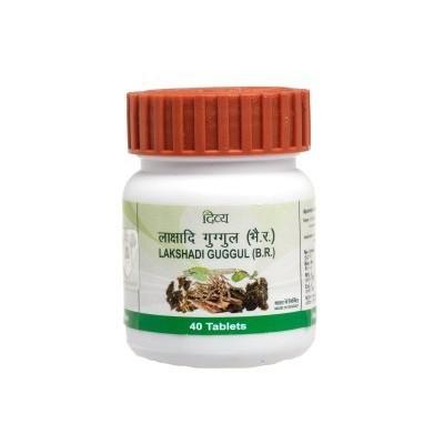 Patanjali Divya Lakshadi Guggulu, 40 Tablets