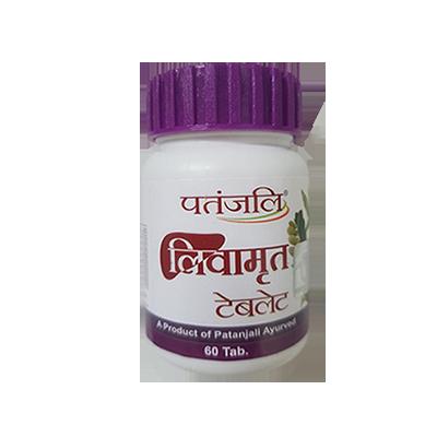 Patanjali Divya Livamrit Tablet, 60 Tablets