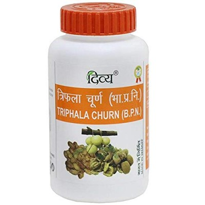 Patanjali Divya Triphala Churna, 100 Grams