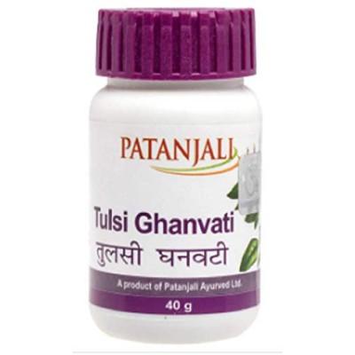 Patanjali Tulsi Ghanvati, 60 Tablets