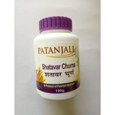 Patanjali Shatavar Churna, 100 Grams