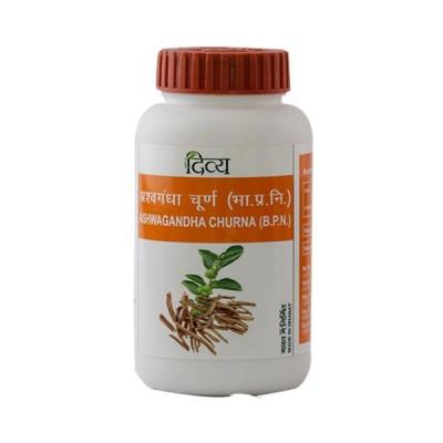 Patanjali Divya Ashwagandha Churna, 100 Grams