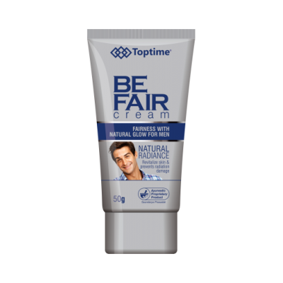 Toptime Be-Fair Cream, 50 gms