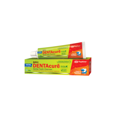 Toptime Dentacure Herbal Tooth Cleanser, 100 gms