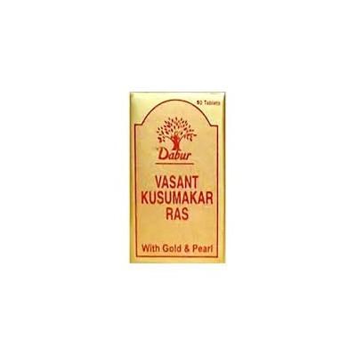 Dabur Vasant Kusumakar Ras (Gold)