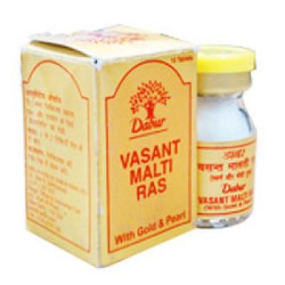Dabur Vasant Malti Ras (Gold)