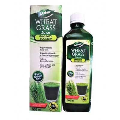Dabur Wheatgrass Juice