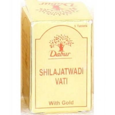 Dabur Shilajatwadi Bati (Gold)