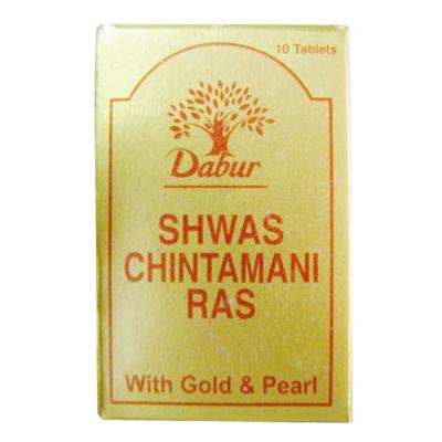 Dabur Shwas Chintamani Ras Gold