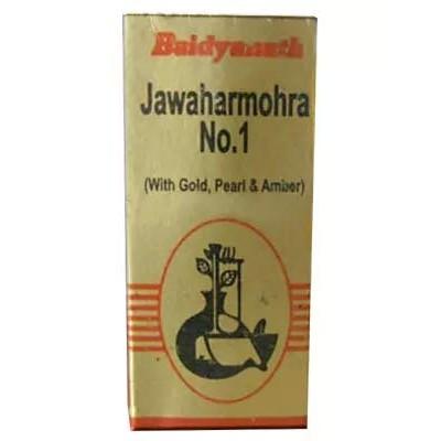 Baidyanath JAWAHARMOHRA NO.1,(S.M.A.Y), 10 TAB