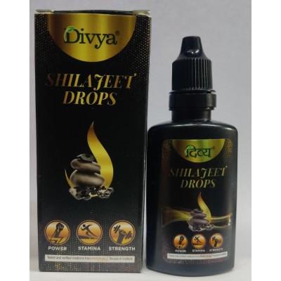 Patanjali Divya Shilajeet Drops, 30 ml