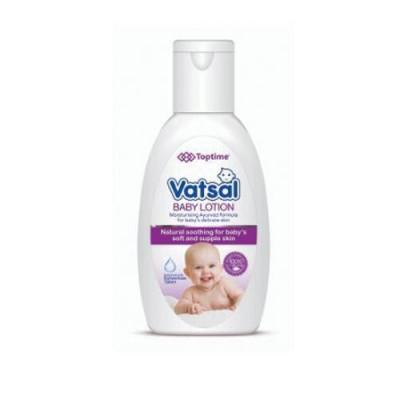 Toptime Vatsal Baby Lotion, 100 ml