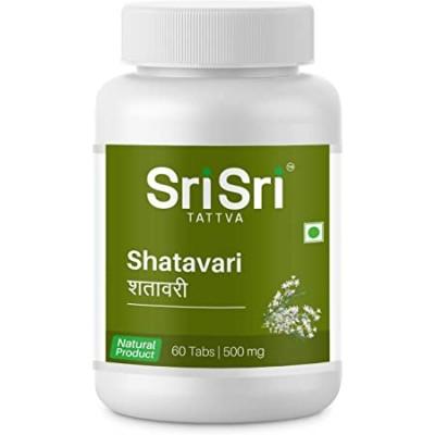 Sri Sri Shatavari Tablets, 60 Tab