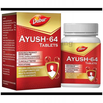 Dabur Ayush 64 Tablets, 60 Tablets