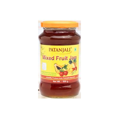 Patanjali MIXED FRUIT JAM, 500 gm