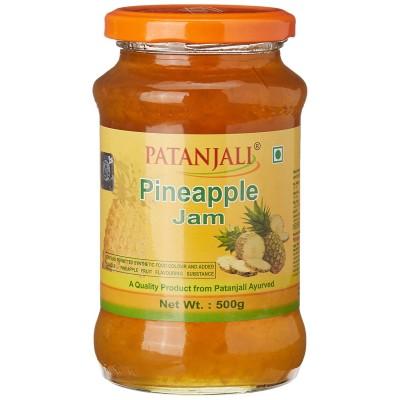 Patanjali PINEAPPLE JAM, 500 gm