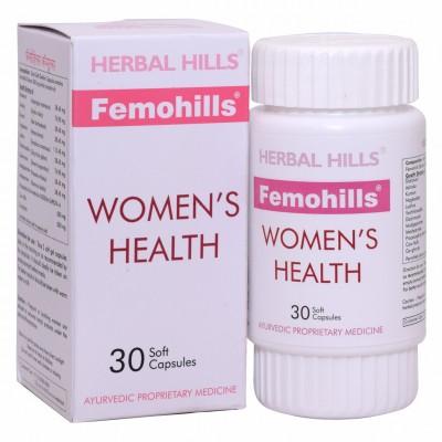 Herbal Hills Femohills, 30 Capsule