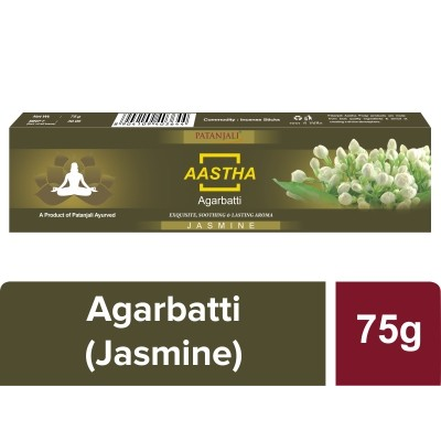 Patanjali JASMINE AGARBATTI, 25 gm