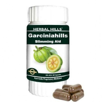 Herbal Hills Garciniahills, 60 Capsules