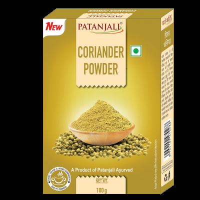 Patanjali SPICE CORIANDER POWDER, 100 gm