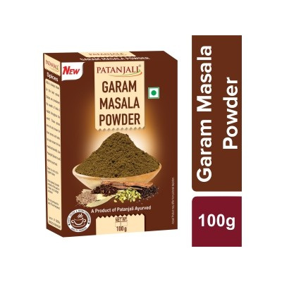 Patanjali SPICE GARAM MASALA, 100 gm
