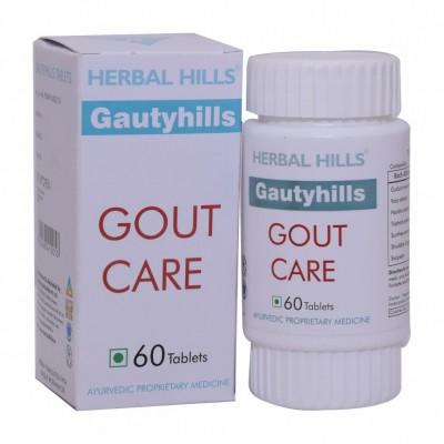 Herbal Hills Gautyhills, 60 Tablets