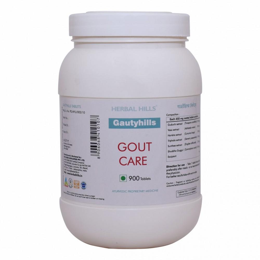 Herbal Hills Gautyhills, 900 Tablets