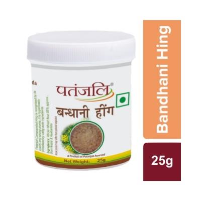 Patanjali HING, 25 gm