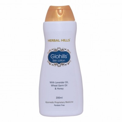 Herbal Hills Glohills Skin Lotion, 200ml
