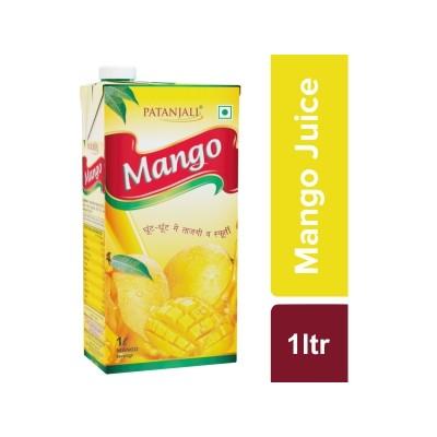 Patanjali MANGO DRINK, 1 litre