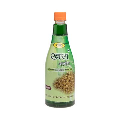Patanjali KHUS SHARBAT, 750 ml