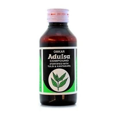 Omkar Adulsa Compound Syrup