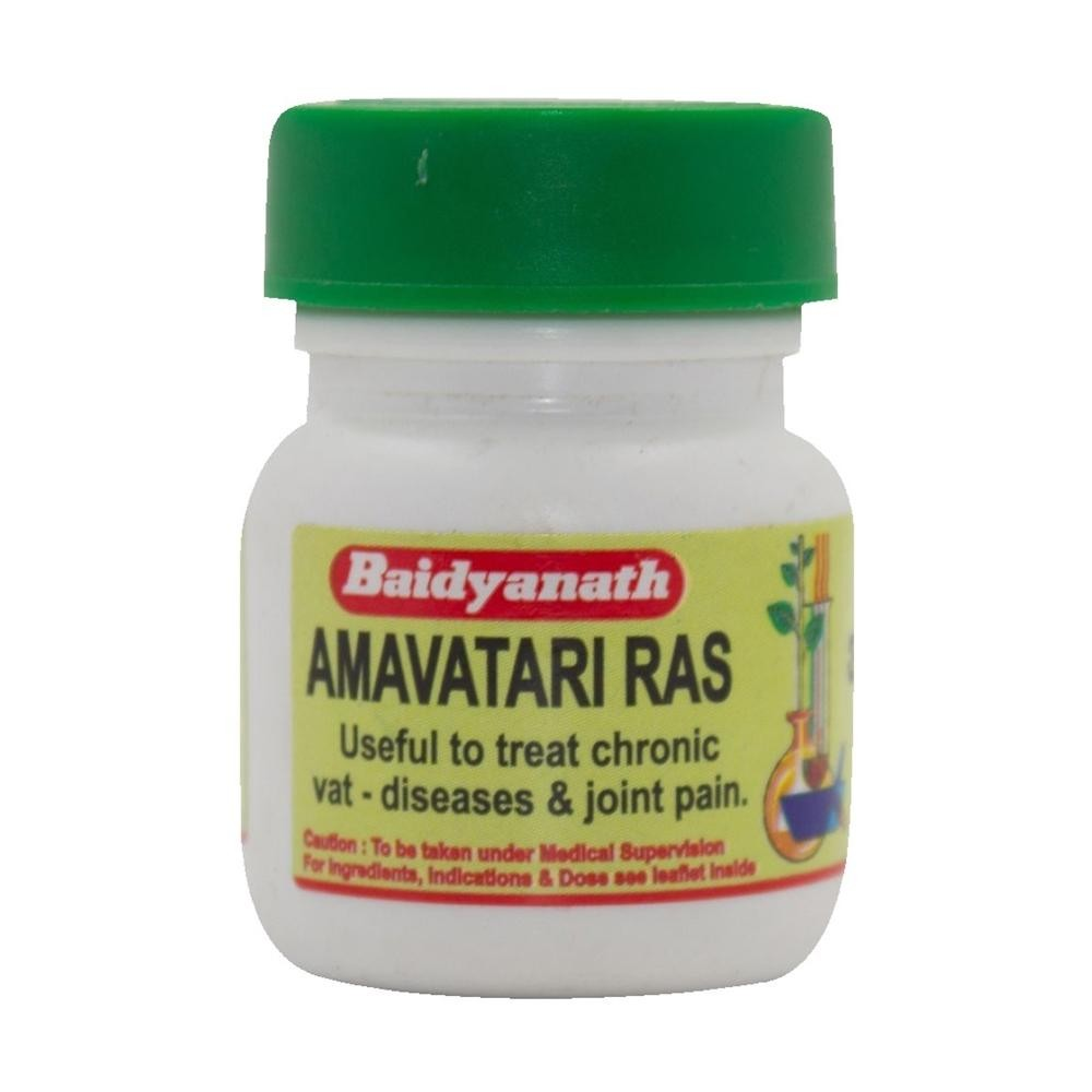 Baidyanath Amavatari Ras, 40 TAB