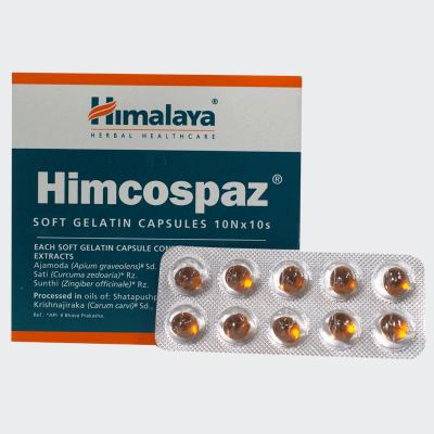 Himcospaz Soft Gelatin Capsules