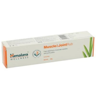 Himalaya Muscle and Joint Rub