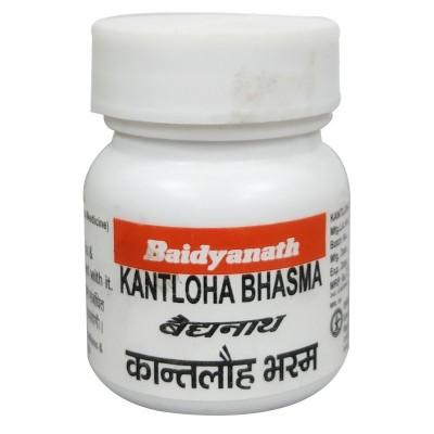 Baidyanath KANTA LOHA BHASMA, 2.5 GM